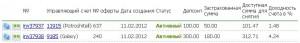 Инвестиции в ПАММ: неделя 4, +$0,74