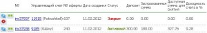 об инвестициях в ПАММы неделя 9, +$28.62