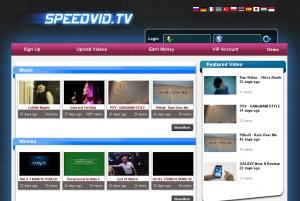 сайт SpeedVid.tv