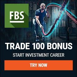 100 долларов без депозита на форекс c FBS