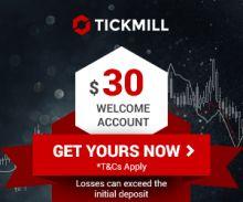 tickmill welcome бонус